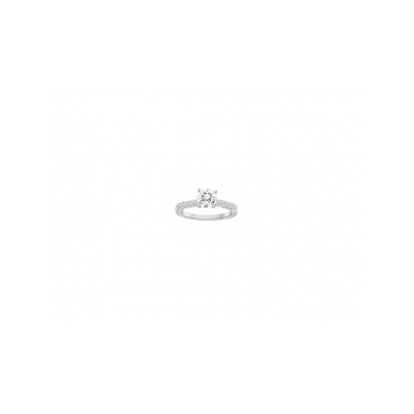 GOLD AND DIAMOND ENGAGEMENT RINGS by Diadori