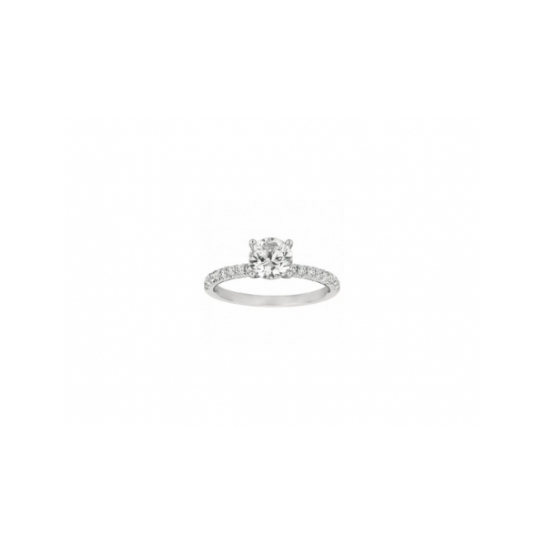 GOLD AND DIAMOND ENGAGEMENT RINGS by Martin Flyer