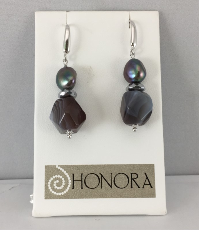 PEWTER & PLATED JEWELRY by Honora
