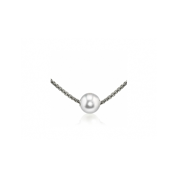 STERLING SILVER/PEARL NECKLACES by Imperial Pearls