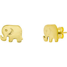GOLD EARRINGS by Midas
