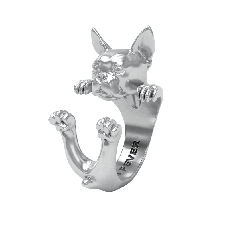 STERLING SILVER RINGS by Dog Fever