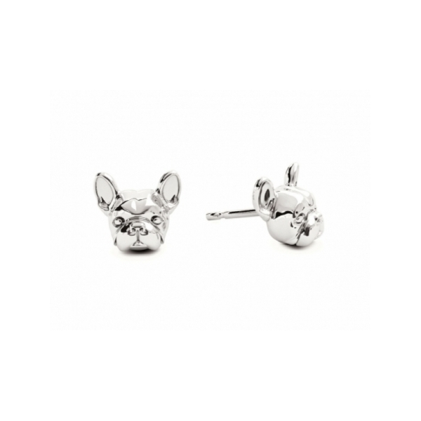 STERLING SILVER EARRINGS by Dog Fever